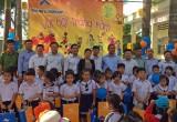 Thắng Lợi Group trao 500 phần quà Trung thu tại Tân Trụ
