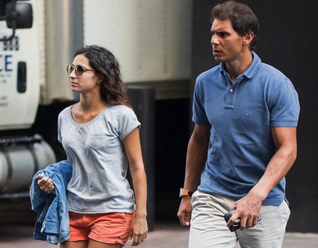 Cặp đôi hiện vẫn chưa có ý định sinh con vì Nadal còn khá bận rộn thi đấu
