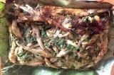 Cá bống suối nướng vùi ngon từ thịt, ngọt từ xương