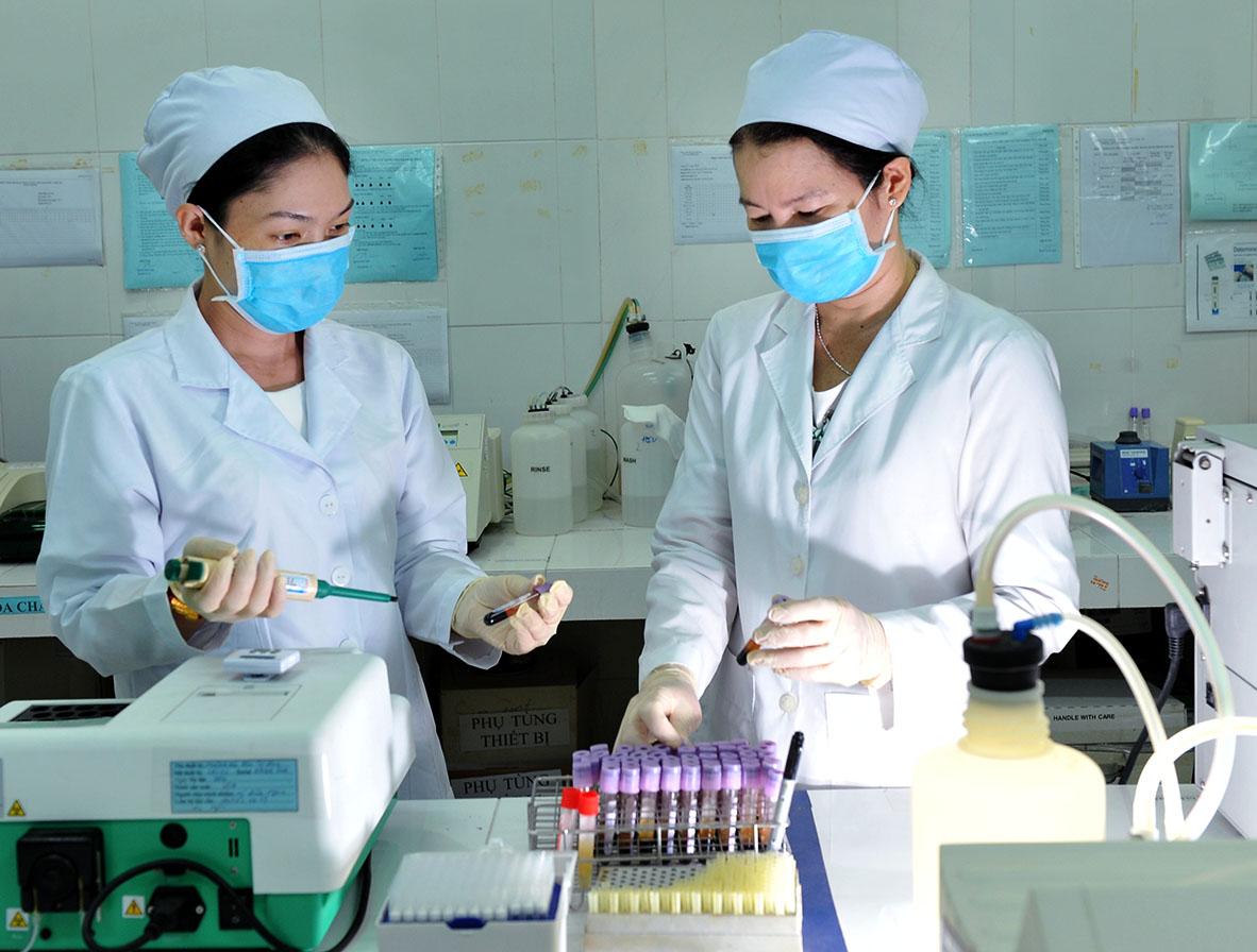 Xét nghiệm HIV là phương pháp duy nhất để xác định tình trạng nhiễm