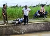 Phát hiện nam thanh niên chết tại kênh thủy lợi Phước Hòa