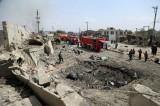 Đánh bom liều chết tại trụ sở chính phủ Afghanistan