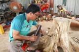 Nghề chạm khắc gỗ - Nét văn hóa của người Cần Đước