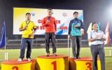 VĐV Nguyễn Hoài Văn đoạt HCV Giải Vô địch Điền kinh Quốc gia 2019
