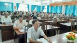 Thành ủy Tân An: Tập huấn bồi dưỡng, cập nhật kiến thức cho lãnh đạo, quản lý