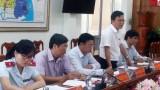 BTV Tỉnh ủy Long An kiểm tra công tác cán bộ tại Cần Giuộc