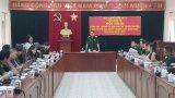 Thông tin Đại hội Thi đua Quyết thắng lực lượng vũ trang Quân khu 7 giai đoạn 2014-2019
