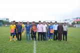 Khai mạc Giải bóng đá Cúp Báo Long An lần thứ XI