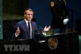 Ông Macron hy vọng giai đoạn mới trong giải quyết tình hình ở Ukraine