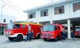 Tự hào lính cứu hỏa