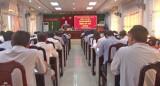 Hội nghị Thị ủy Kiến Tường lần thứ 23, nhiệm kỳ 2015-2020