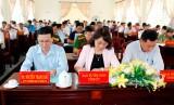 Cần Đước phấn đấu đạt chỉ tiêu Nghị quyết Huyện ủy 2019