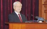Tổng Bí thư Nguyễn Phú Trọng đề nghị nghiên cứu tình hình Biển Đông