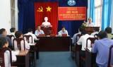 9 tháng năm 2019, cấp ủy các cấp xem xét xử lý kỷ luật 66 đảng viên