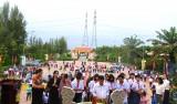 Hàng ngàn khách thập phương về Lễ giỗ Nguyễn Trung Trực