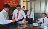 HĐND huyện Tân Thạnh tổ chức Kỳ họp lần thứ 12 - kỳ họp bất thường