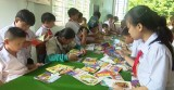 Túi sách lưu động - Nâng cao văn hóa đọc trong học đường