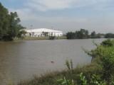 Long An xử lý nghiêm xả thải nước chưa qua xử lý tại khu, cụm công nghiệp
