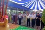 Bến Lức kỷ niệm 151 năm Ngày Hy sinh của Anh hùng dân tộc Nguyễn Trung Trực