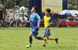 Vượt qua trẻ Vĩnh Long, đội bóng Dũng Phong lên ngôi vô địch