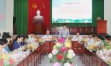 Châu Thành đạt 9/9 tiêu chí huyện nông thôn mới