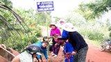 Hội Liên hiệp Phụ nữ xã Tuyên Bình chung tay xây dựng xã văn hóa