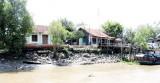 Công bố tình huống khẩn cấp sạt lở bờ Kinh Nước Mặn