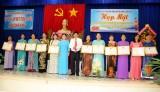 Cần Đước: Họp mặt kỷ niệm 89 năm ngày thành lập Hội Liên hiệp Phụ nữ Việt Nam