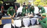 Bộ đội Biên phòng Long An: Đẩy mạnh công tác chống buôn lậu