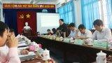 Ban Tuyên giáo Trung ương khảo sát công tác tuyên truyền BHXH, BHYT tại Long An