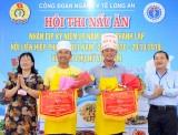 Công đoàn ngành Y tế Long An tổ chức Hội thi nấu ăn chào mừng ngày 20/10