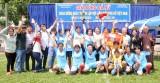 Huyện Tân Thạnh vô địch giải bóng đá nữ chào mừng Ngày Phụ nữ Việt Nam