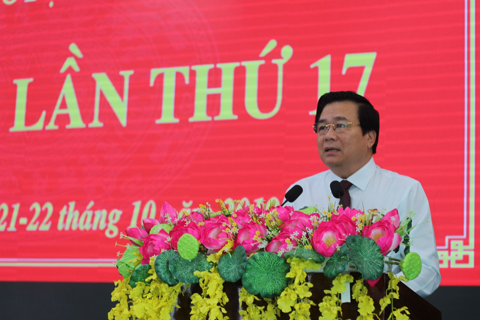 Secretary of the Provincial Party Committee, Chairman of the Provincial People's Council - Pham Van Ranh: Focusing on fulfilling the targets of Resolution 2019