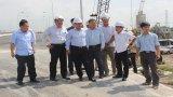 Long An: Thứ trưởng Bộ Giao thông Vận tải - Nguyễn Nhật làm việc về dự án tuyến tránh QL1 qua TP.Tân An