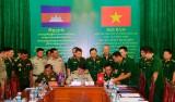 Hội đàm hợp tác bảo vệ an ninh trật tự khu vực biên giới