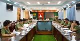 Ban Dân vận Tỉnh ủy Long An kiểm tra công tác dân vận tại Công an tỉnh