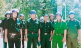 Hội Cựu chiến binh xã Bình Thạnh tham gia bảo vệ chủ quyền lãnh thổ, an ninh biên giới