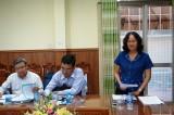 """Kiểm tra thực hiện """"Năm dân vận chính quyền"""" tại huyện Bến Lức"""