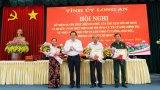 Long An: 39 tập thể, cá nhân được khen thưởng qua 3 năm thực hiện Chỉ thị 05 của Bộ Chính trị