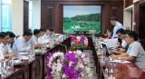 Đoàn công tác liên ngành Trung ương làm việc với tỉnh Long An về kiểm tra, xử lý văn bản quy phạm pháp luật