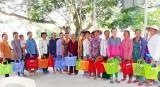 Phụ nữ Phước Tuy xây dựng nông thôn mới bằng những việc làm thiết thực