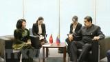 Phó Chủ tịch nước gặp lãnh đạo Venezuela, Triều Tiên và PAP