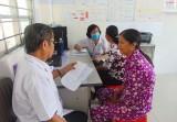 Châu Thành: Khám tầm soát ung thư miễn phí cho phụ nữ nghèo