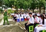 Tân Hưng: Tỉnh đoàn Long An tuyên truyền phòng, chống ma túy cho học sinh