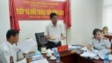 Chủ tịch UBND tỉnh Long An tiếp, đối thoại với công dân khiếu nại liên quan đến đất đai, bồi thường