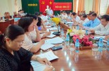 HĐND huyện Bến Lức tổ chức phiên giải trình lần 7