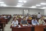 Khai giảng lớp bồi dưỡng nghiệp vụ Văn thư, lưu trữ năm 2019