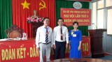 Đại hội điểm Chi bộ Văn phòng Huyện ủy Tân Thạnh