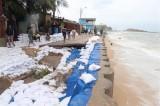 Bão gây thiệt hại 400 tỉ đồng vừa tan, Bình Định lại sắp đón mưa lũ