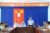 13 đội tham dự giải bóng đá học sinh THPT tỉnh Long An